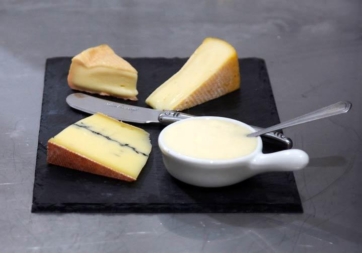 Degustación quesos franceses caza_ostras